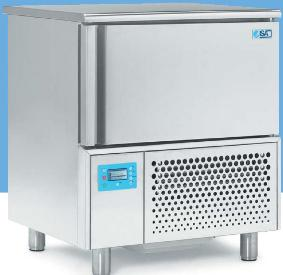 HBG2000 BLAST, CHILLER, FREEZER, ISA T5 SP BLAST CHILLER/FREEZER ISA T5SP