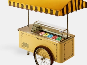 HBG2000 ICE-CREAM, CABINET, ISA, CARRETTO ICE-CREAM CABINET ISA CARRETTO