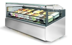 HBG2000 ICE-CREAM, CABINET, ISA, SUPERSHOW ICE-CREAM CABINET ISA SUPERSHOW