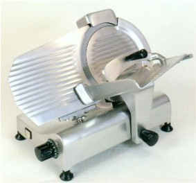HBG2000 ELECTRIC, SLICER Ø220, BECKERS, ES220 ELECTRIC SLICER Ø220 BECKERS ES220