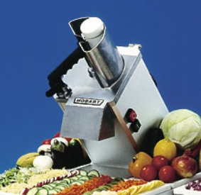 HBG2000 VEGETABLE CUTTER, HOBART VPU 100 VEGETABLE CUTTER HOBART VPU 100
