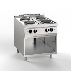 HBG2000  ELECTRIC RANGES SILKO NECE74G