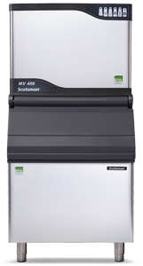 HBG2000 ICE MAKER, SCOTSMAN, MV 456 ICE MAKER SCOTSMAN MV 456 AS/WS