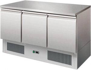 HBG2000  REFRIGERATED SALADETTE FORCAR S903TOP
